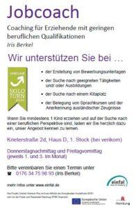 Hilfe für Eltern Corona Wilhelmsburg Kirchdorf Link zum pdf